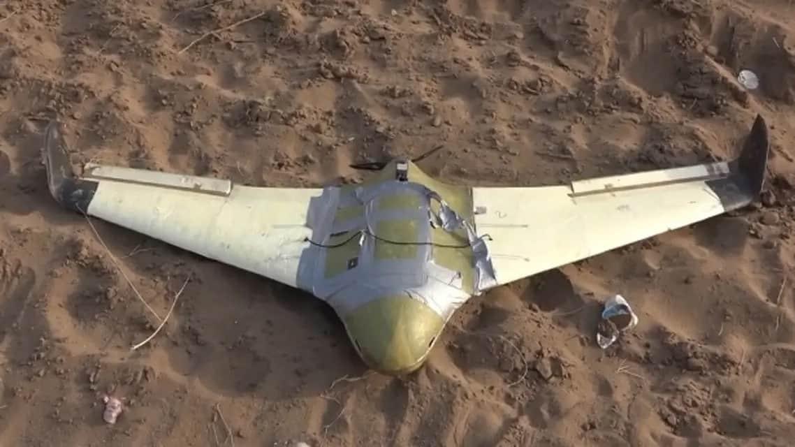 مسؤولون أمريكيون يؤكدون استهداف طائرات مفخخة للديوان الملكي السعودي