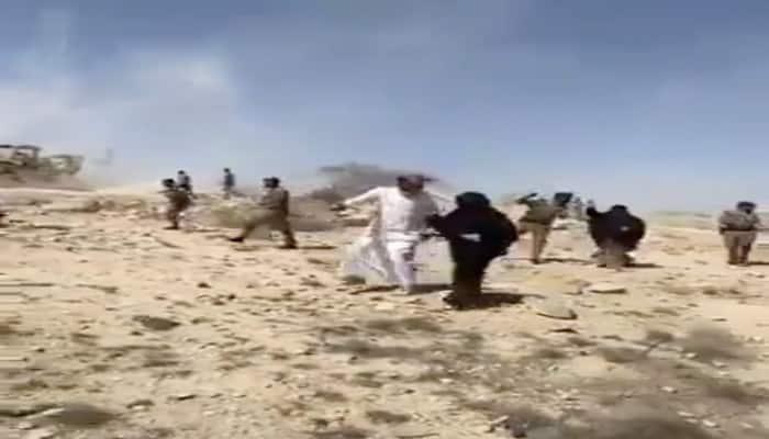 """السلطات السعودية تشن حملة هدم جديدة بقرية """"تندحة"""" جنوبي المملكة"""