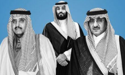 """مصادر: """"ابن سلمان"""" رفض طلب عائلات الأمراء المعتقلين بزيارتهم"""