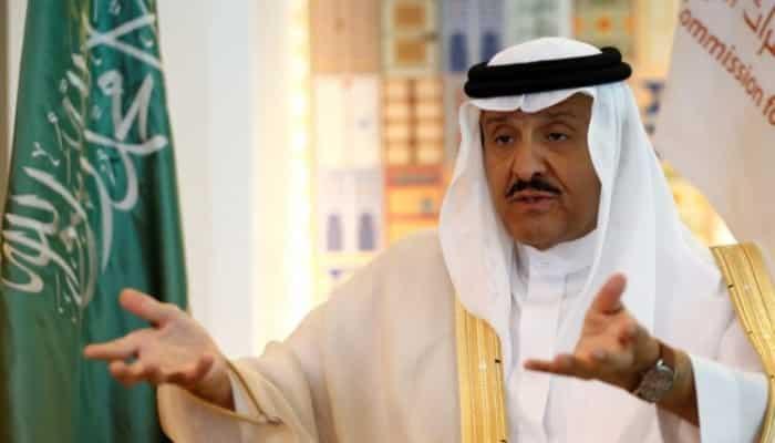 الإطاحة بسلطان بن سلمان تعيد النظر بعقود هيئة الفضاء السعودية