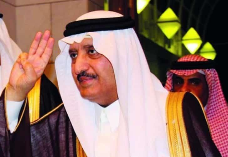 """أنباء عن إطلاق سراح الأمير المعتقل """"أحمد بن عبد العزيز"""""""