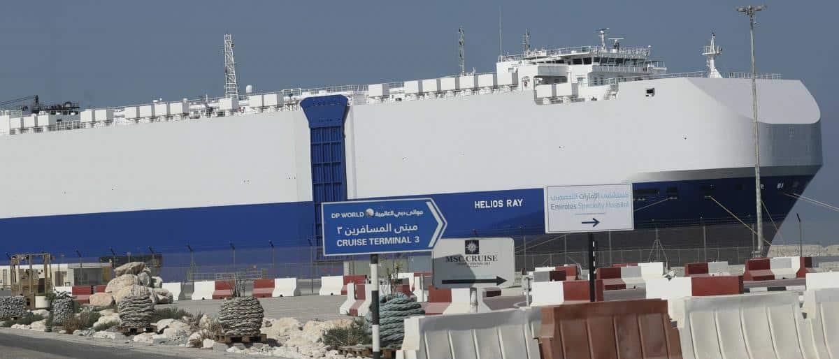 """لماذا كانت في السعودية؟! استهداف سفينة صهيونية متجهة من """"جدة"""" للإمارات"""