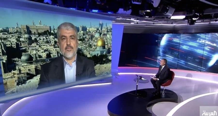 مشعل على العربية.. هل تستعيد حماس علاقاتها مع السعودية؟