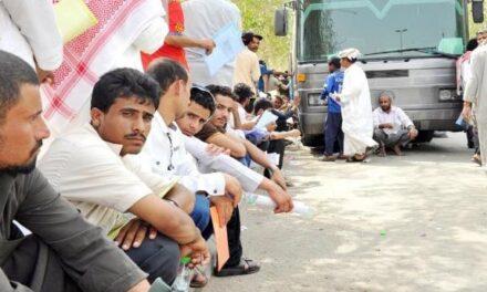 تسريب منشور سعودي رسمي يأمر بترحيل 800 ألف يمني