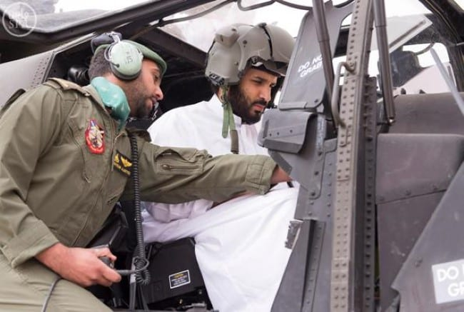 لماذا لم يختبر وزير الدفاع إطلاق الصواريخ الباليستية السعودية؟