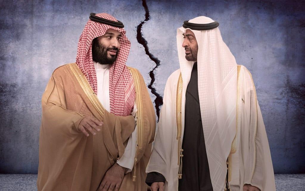 الخلاف السعودي الإماراتي.. تنافس اقتصادي ومواجهات إستراتيجية